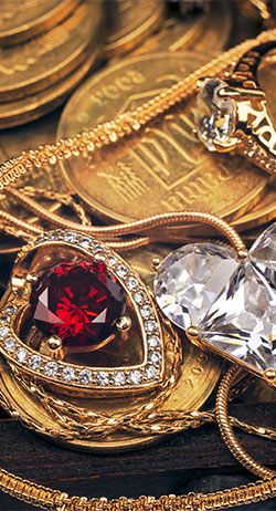 pawn broker jewellery